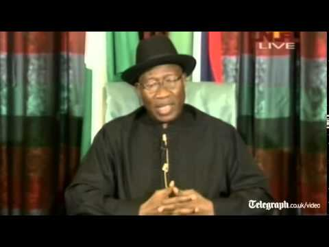 Nigeria's President promises abducted girls will be freed