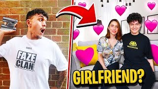 SPYING on my LITTLE BROTHER for 24 HOURS *I CAUGHT JARVIS WITH NEW GIRLFRIEND*