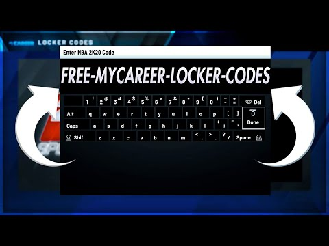8 *FREE* ACTIVE LOCKER CODES 2K20! FREE PLAYERS, TOKENS, MT & PACKS! (NBA 2K20 MYTEAM) from YouTube · Duration:  5 minutes 18 seconds