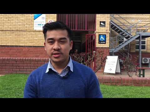 Bikendra - Melbourne Polytechnic International Student