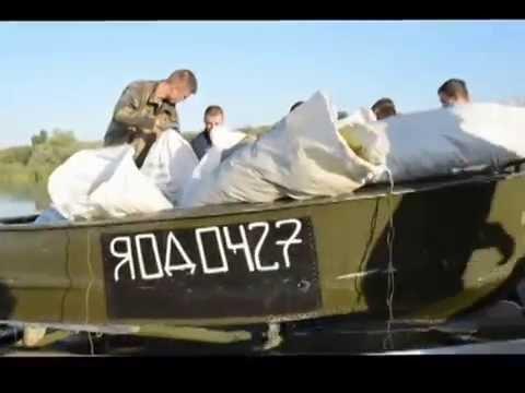 Николаевская обл. р.Южный Буг - ТОВ КОоП 'АНТИНА' - браконьеры в законе !