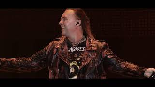 """Helloween performing the """"Keeper Of The Seven Keys Part II"""" classic """"I Want Out"""" at Wacken Open Air 2018 during the """"Pumpkins United"""" World Tour 2017/18."""