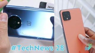 Pixel 4 bez szału, OP 7T się łamie i rekord Galaxy Fold #TechNews 28 | Robert Nawrowski