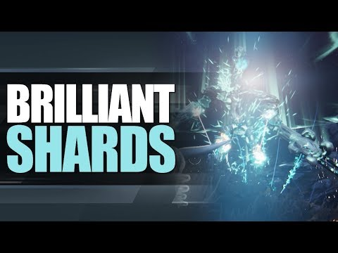Warframe BRILLIANT Eidolon Shards