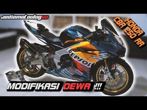 MOTOR MODIF HEDON!!! | CBR 250 RR
