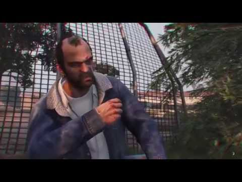 GTA5 All Peyote Transformations
