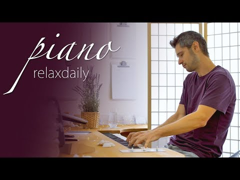 Peaceful Piano Music - background music, read, reflect, chill, focus & relaxation [#1906]