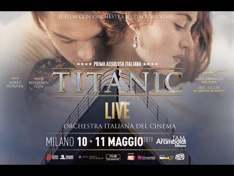 Titanic LIVE - SPOT 30 sec