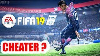 FIFA 19 EST UN JEU CHEATER ?! TIRS SURPUISSANTS ET BUTS INCROYABLES