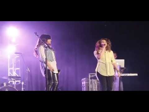 Tori kelly and Rachael Lampa - LIVE FOR YOU  (re-upload)