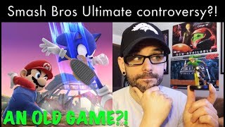 """Why Super Smash Bros Ultimate is so """"controversial"""" (Nintendo Switch) 