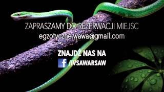 II warszawska konferencja ZWIERZĘTA EGZOTYCZNE