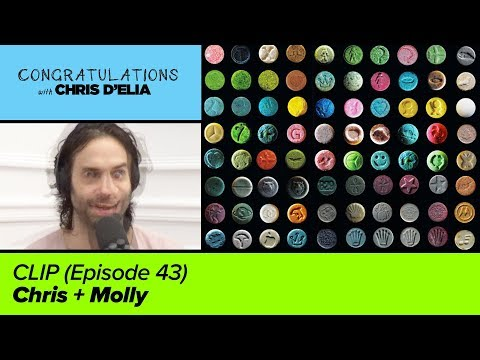CLIP: Don't Give Chris Molly - Congratulations with Chris D'Elia