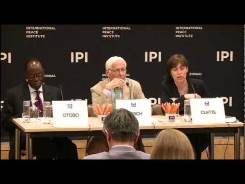 Peacebuilding, Power, and Politics in Africa