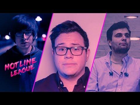 Hotline League 16: TSM, 100T, TL show creators share raw takes, emotion, bts stories