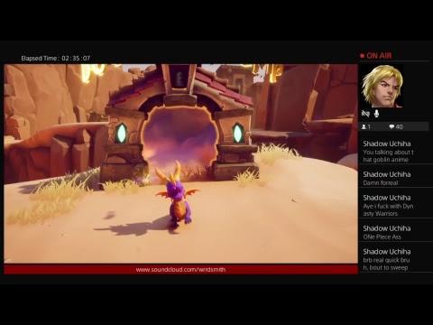 Spyro Reignited Trilogy   @Wrrdsmith