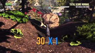 Goat Simulator - Boulder of Death & Dodge This Trophy Guide