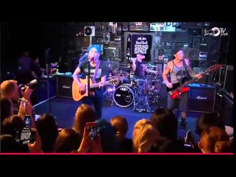 All Time Low - Missing you (Live in the Red Bull Sound Space)