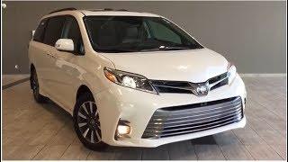2018 Toyota Sienna XLE AWD 7-Passenger Limited Package | Toyota Northwest Edmonton | 8SI5614