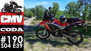 CMV#190: Co sądzę o motocyklach typu enduro? - CODA MV