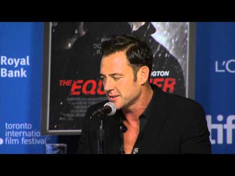 The Equalizer: Marton Csokas TIFF Press Conference Answers