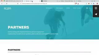 Passive Income with Korean Ethereum Icon ICX