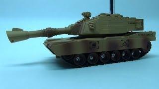 Обзор Wifi Танка С Камерой, Jxd Jd805 Tank