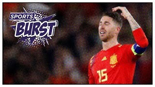 Sports Burst: England Won After A While