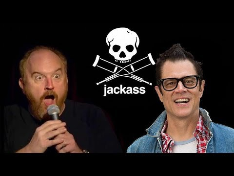 Louis C.K. loves Jackass (with Johnny Knoxville)