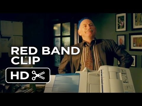 Filth Red Band Clip - Photocopying (2013) - James McAvoy Movie HD
