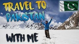 Not a Vlog ! Travel to Pakistan with me !