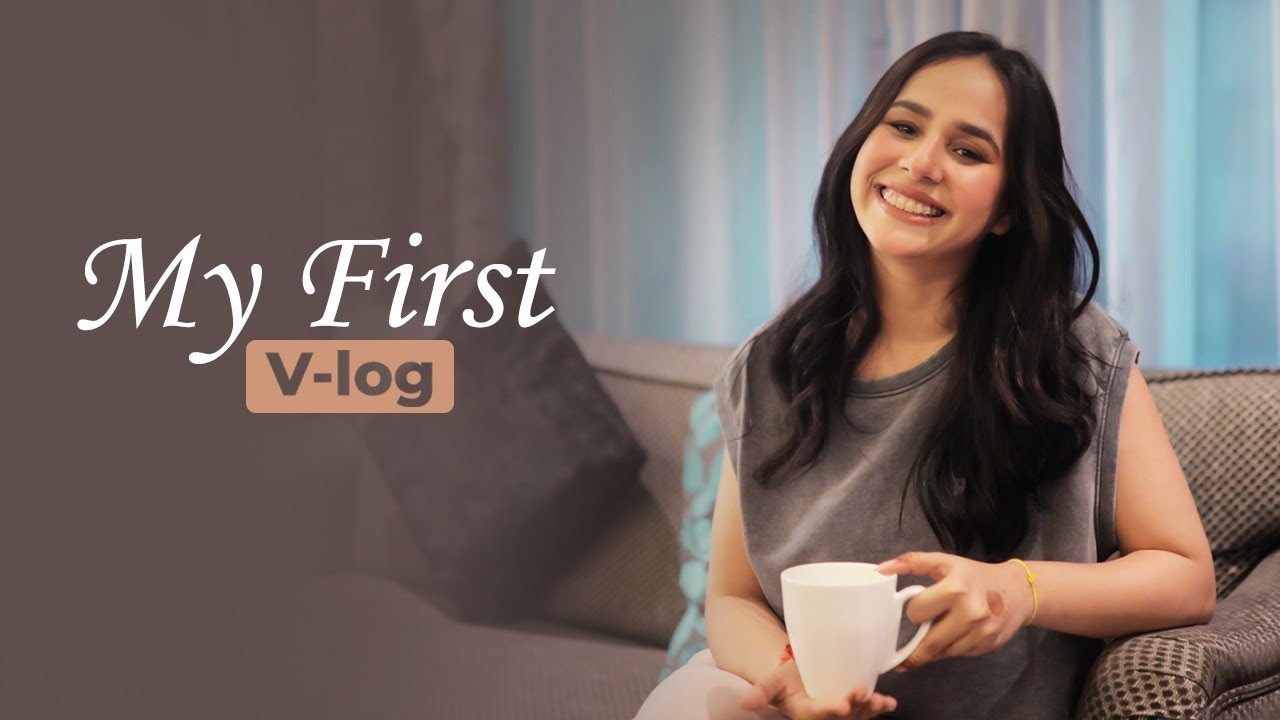 Download Sunanda Sharma : My First V-Log