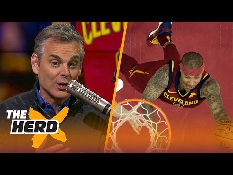 Why does Kyrie Irving get more respect than Isaiah Thomas? | THE HERD