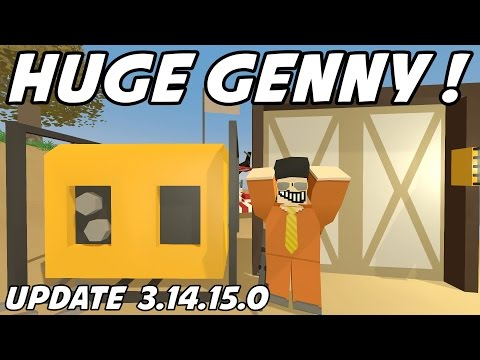 UNTURNED - Industrial Generator! Double Door! Flags! (Update 3.14.15.0)