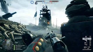 Battlefield 1 - 50 Minutes Multiplayer Gameplay (PC) @ 1080p HD ✔