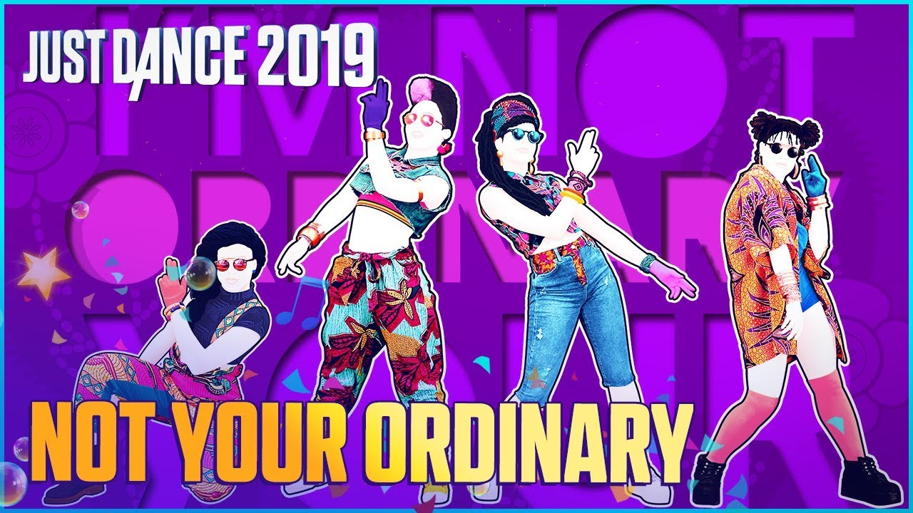Four More Tracks Shown For Just Dance 2019