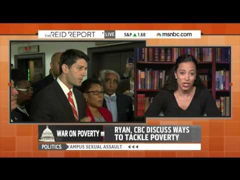 Angela Rye Discusses the Paul Ryan-CBC Mtg. W Joy Reid