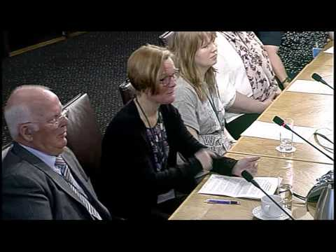 Welfare Reform Committee - Scottish Parliament: 5th May 2015