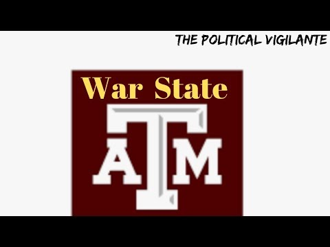 Texas University Spends $130mil For War Not Scholarships — The Political Vigilante from YouTube · Duration:  12 minutes 32 seconds