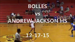 BOLLES SCHOOL vs ANDREW JACKSON HIGH SCHOOL