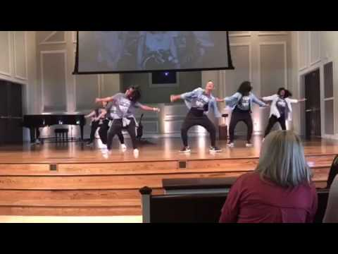 """Work It Out"" by Tye Tribbett (Choreography)"