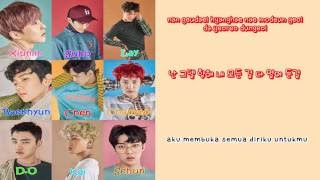 [RE-UPLOAD] EXO - They Never Know IndoSub