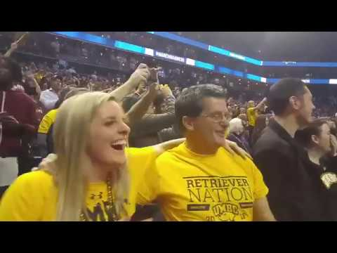 UMBC vs. Virginia Best Reactions Compilation!
