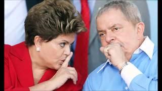 Conversa entre Lula e Dilma e Wagner após depoimento para a PF