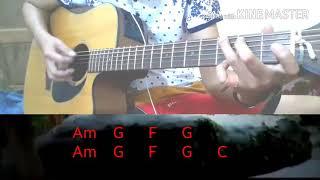 Xa suab nrog cua - Tsom xyooj ( cover chords )