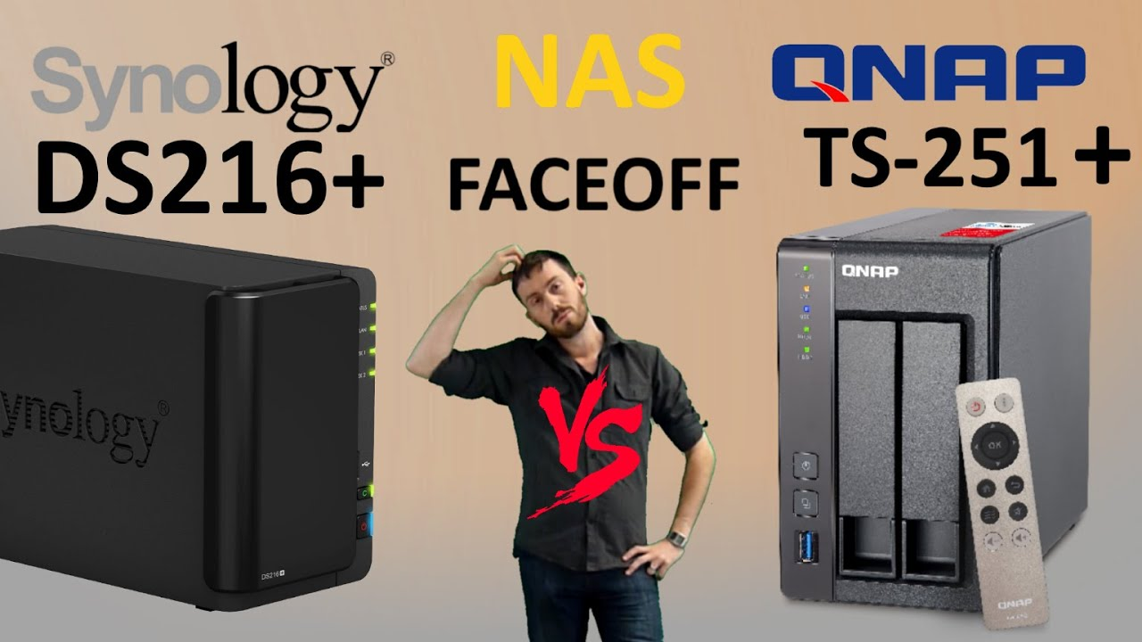 the synology ds216 vs the qnap ts 251 nas battle faceoff can the ts 251 2g faceoff synology
