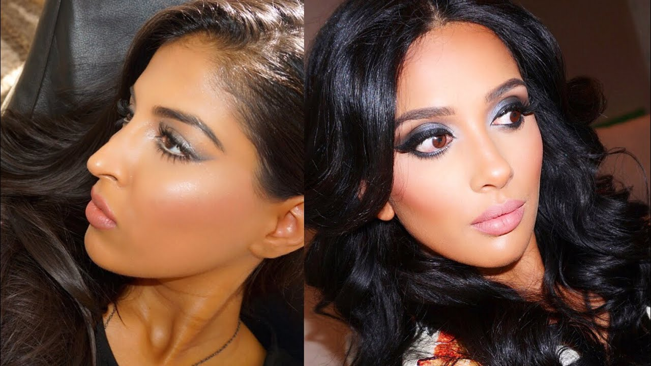 50 shades of grey valentine s day makeup w farah dhukai youtube