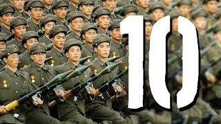 10 największych armii świata [TOPOWA DYCHA]