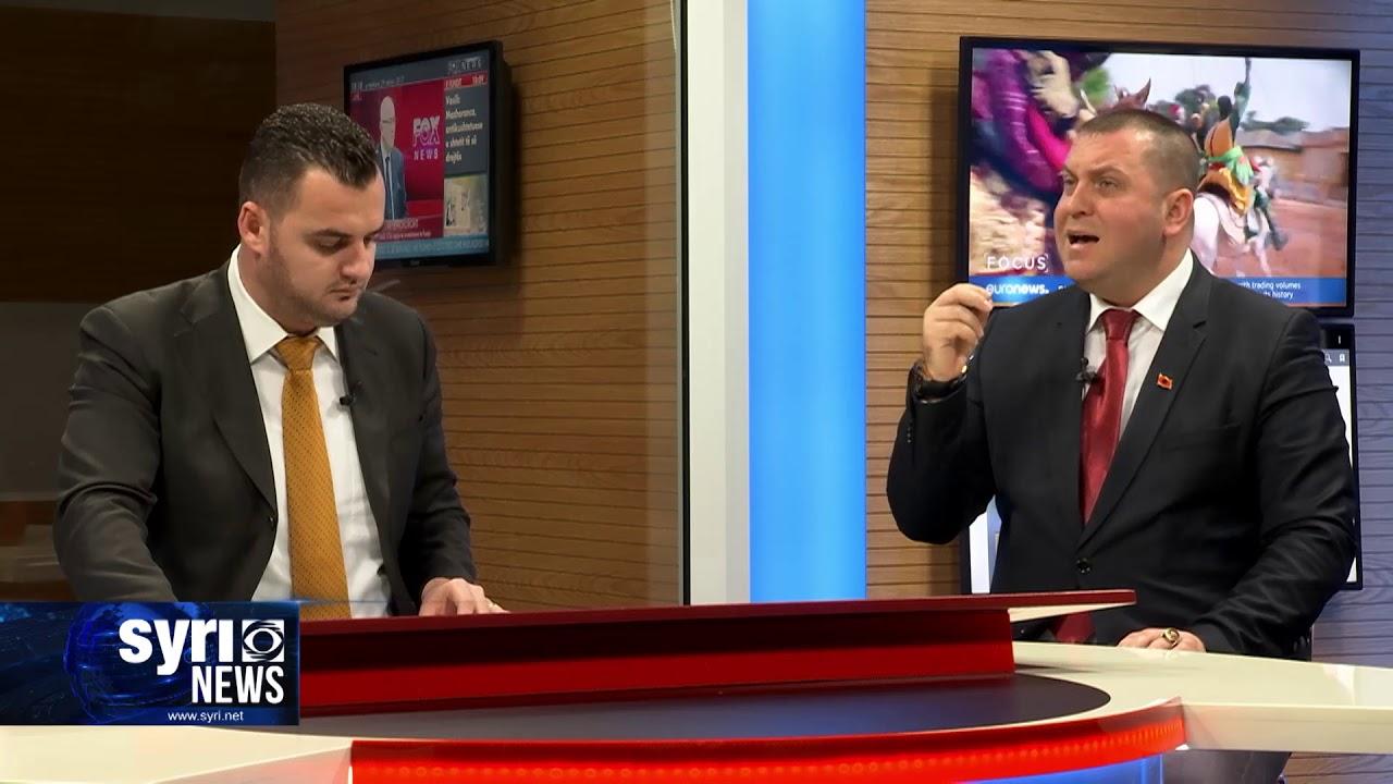 SYRI NEWS Intervista, I ftuar Kreshnik Osmani