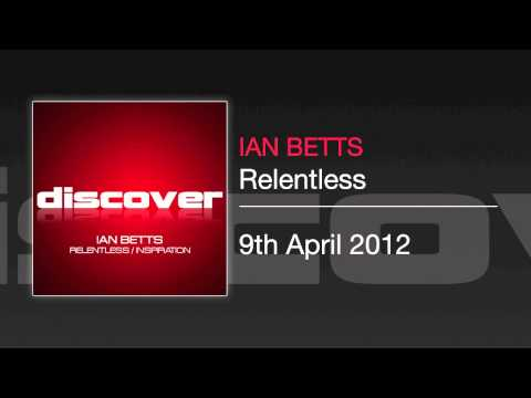 Ian Betts - Relentless